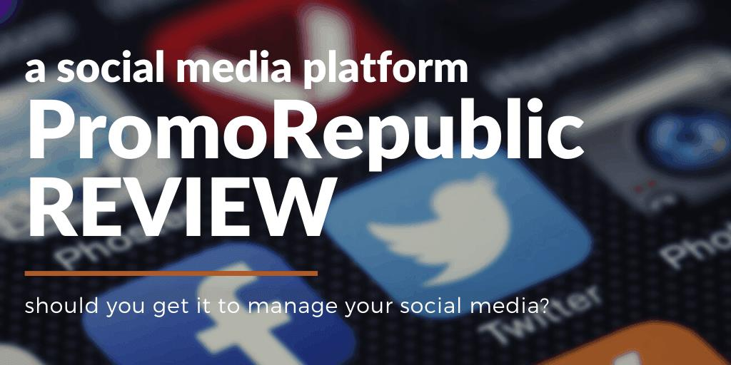 What is PromoRepublic? How Does PromoRepublic Work With SharpSpring?